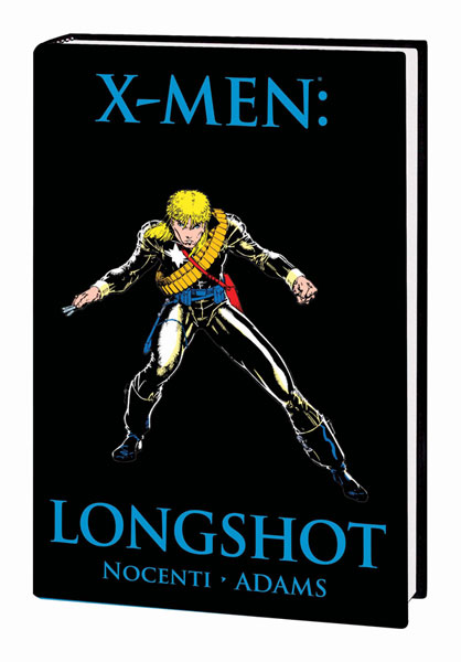 Image: Marvel Premiere Classic Vol. 14: X-Men - Longshot HC  - Marvel Comics