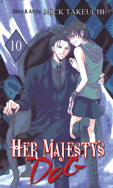 Image: Her Majesty's Dog Vol. 10 GN  - Go Comi!