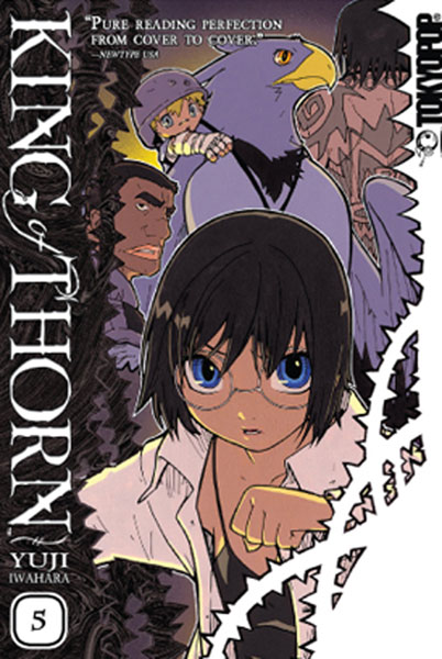 Image: King of Thorn Vol. 05 GN   - Tokyopop