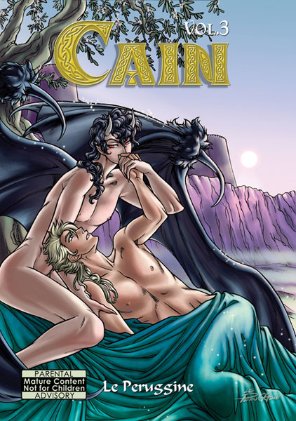 Image: Cain Vol. 03 SC  - Yaoi Press LLC