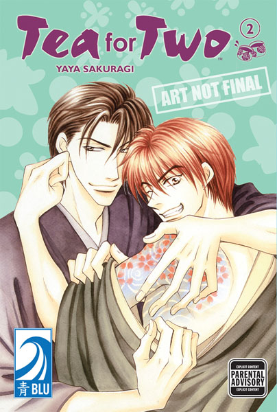 Image: Tea for Two Vol. 02 GN   - Tokyopop