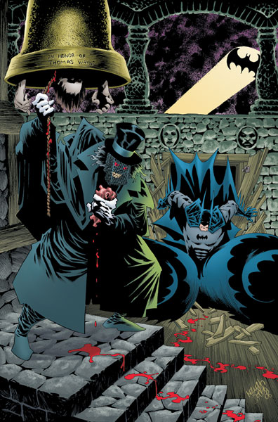 Image: Batman: Gotham After Midnight #4 - DC Comics