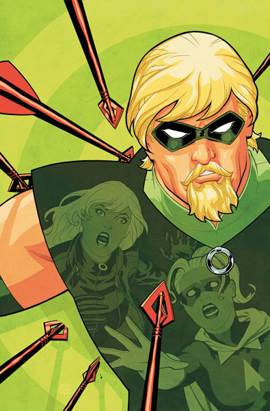 Image: Green Arrow / Black Canary #11 - DC Comics