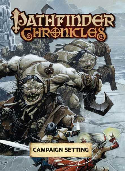 Image: Pathfinder Chronicles Campaign Setting HC  - Paizo Publishing LLC