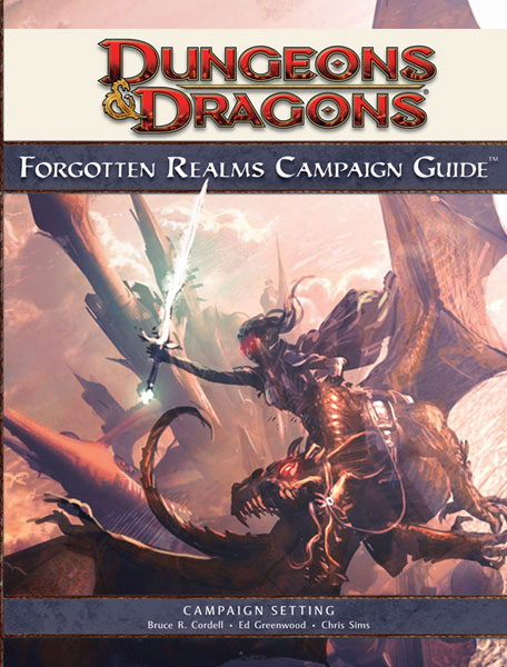 Image: Forgotten Realms Campaign Guide  - Wizards of the Coast