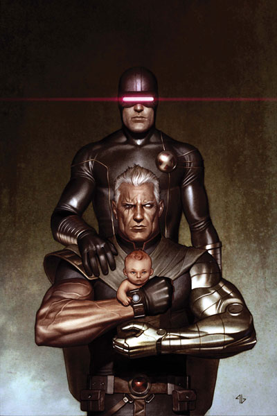 Image: Cable #6 - Marvel Comics