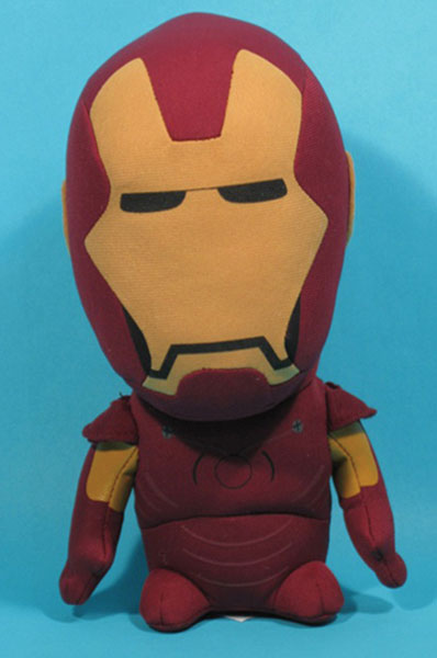 Image: Marvel Super Deformed Plush: Iron Man  -