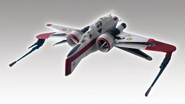 Image: Star Wars Easykit Model: ARC-170 Clone Fighter  -