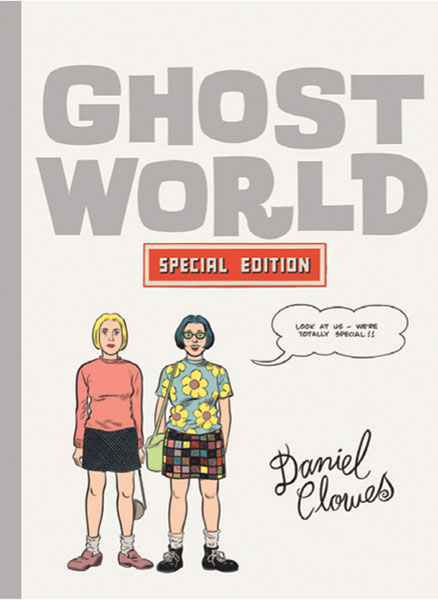Image: Ghost World Special Edition HC  - Fantagraphics Books