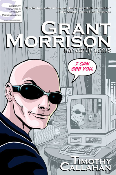 Image: Grant Morrison: Early Years SC  -