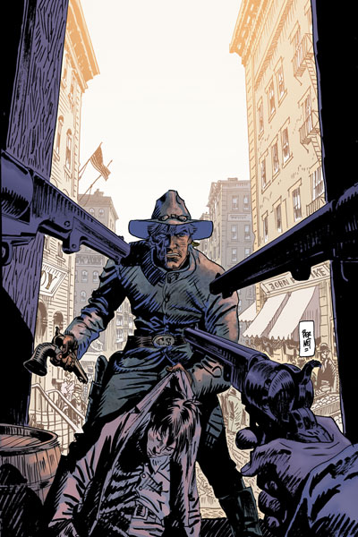 Image: Jonah Hex: Luck Runs Out SC  - DC Comics