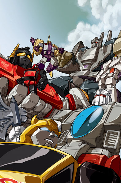 Image: Transformers: More Than Meets the Eye Vol. 01 SC  - IDW Publishing