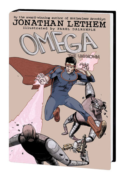 Image: Omega the Unknown HC  - Marvel Comics