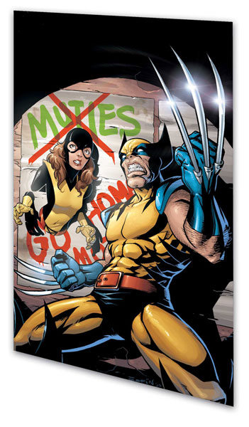 Image: Wolverine: First Class - The Rookie SC  - Marvel Comics