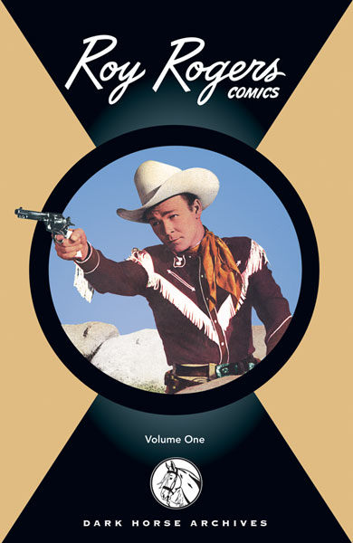 Image: Roy Rogers Archives Vol. 01 HC  - Dark Horse
