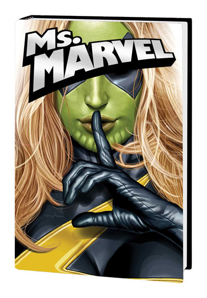 Image: Ms. Marvel Vol. 05: Secret Invasion HC  - Marvel Comics