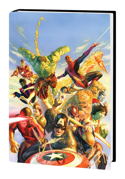 Image: Secret Wars Omnibus  (Alex Ross cover) HC - Marvel Comics