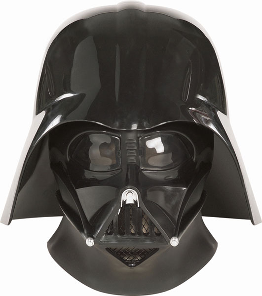 Image: Star Wars: Darth Vader Supreme Ed. Mask & Helmet Set  -