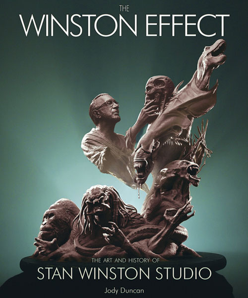 Image: Winston Effect HC  (signed Limited Variant Cover ed.) -
