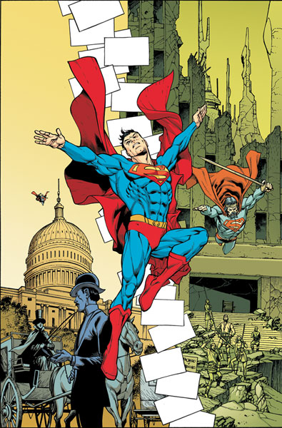 Image: Superman: Past and Future SC  - DC Comics