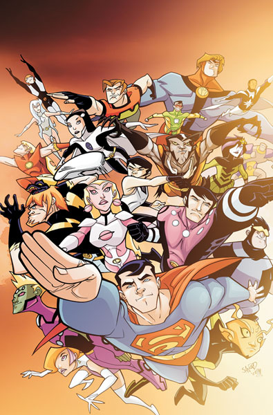 Legion of Super-Heroes in the 31st Century #20
