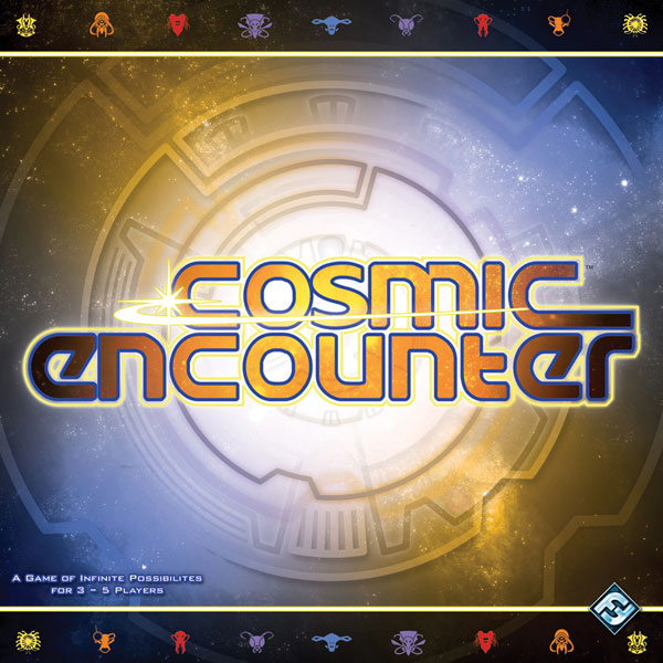 Image: Cosmic Encounter New ed.  - Fantasy Flight Publishing Inc