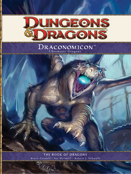 Image: Dungeons and Dragons: Draconomicon - Chromatic Dragons HC  - Wizards of the Coast