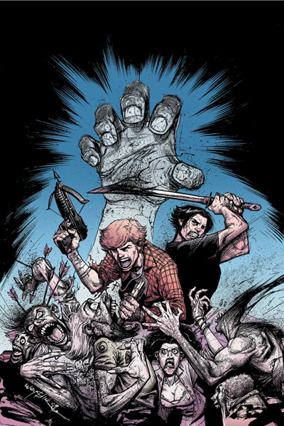 Image: Lost Boys: Reign of Frogs SC  - DC Comics-Wildstorm