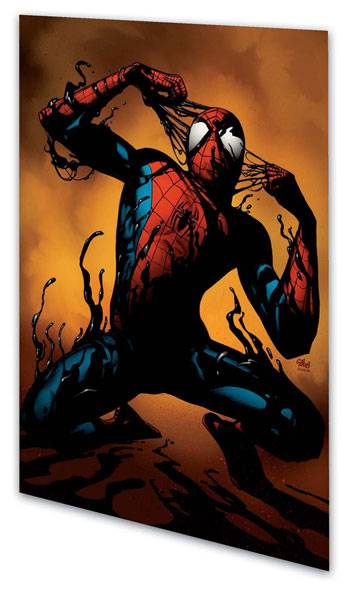 Image: Ultimate Spider-Man Vol. 21: War of the Symbiotes SC  - Marvel Comics