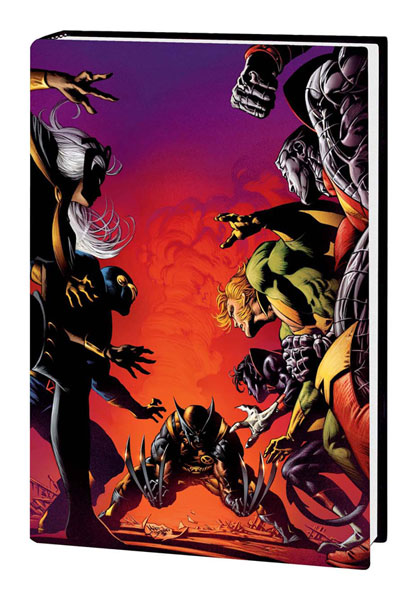 Image: X-Men: Original Sin HC  - Marvel Comics