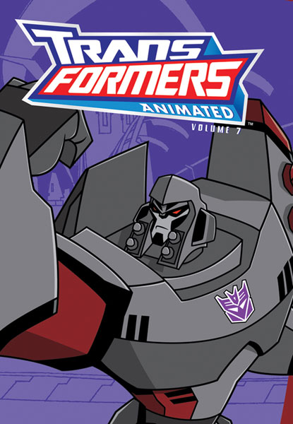 Image: Transformers Animated Vol. 07 SC  - IDW Publishing