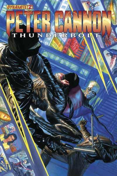 Peter Cannon: Thunderbolt #2 - Dynamite