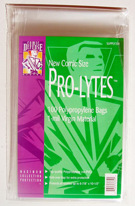 Image: Pro-Lytes - New Comic Size  (100) (SUPPLY350) -