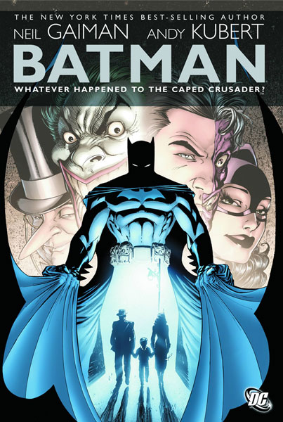 Image: Batman: Whatever Happened to the Caped Crusader? SC  - DC Comics
