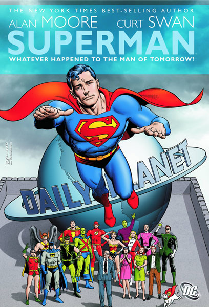 Superman: Whatever Happened to the Man of Tomorrow. This volume also includes the classic