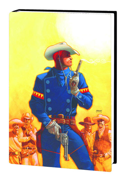 Image: Rawhide Kid: Slap Leather HC  - Marvel Comics