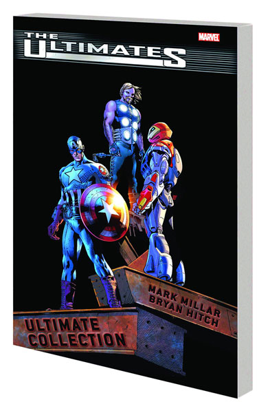 Image: Ultimates: Ultimate Collection SC  - Marvel Comics