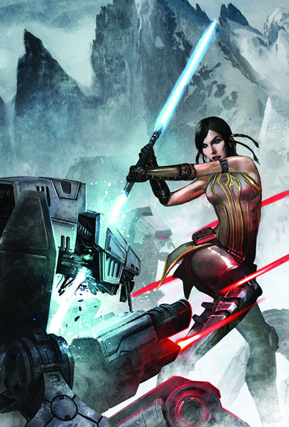 Image: Star Wars: Old Republic - Lost Suns #1 - Dark Horse Comics