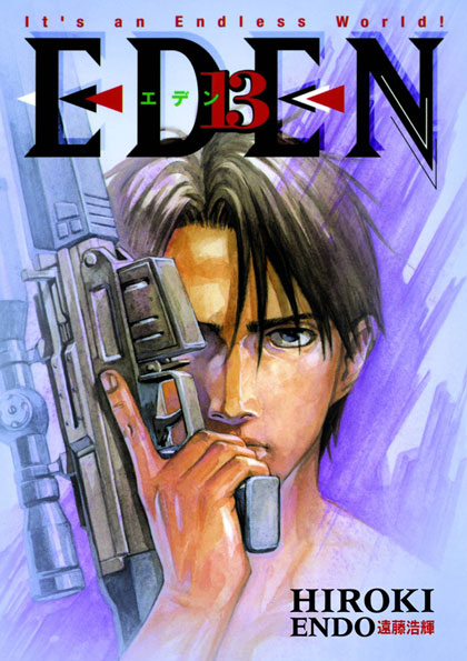 Image: Eden: It's An Endless World Vol. 13 SC  - Dark Horse
