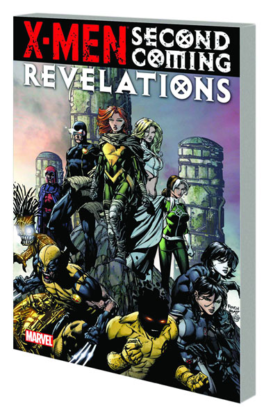 Image: X-Men: Second Coming - Revelations SC  - Marvel Comics