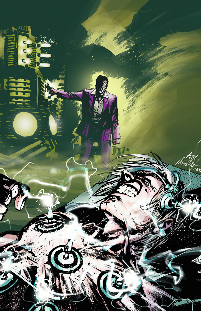 Image: Resurrection Man #10 - DC Comics