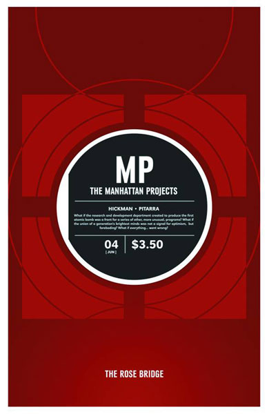 Image: Manhattan Projects #4 - Image Comics