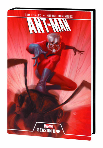 Image: Ant-Man Season One HC  - Marvel Comics