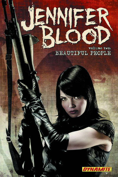 Image: Jennifer Blood Vol. 02: Beautiful People SC  - D. E./Dynamite Entertainment