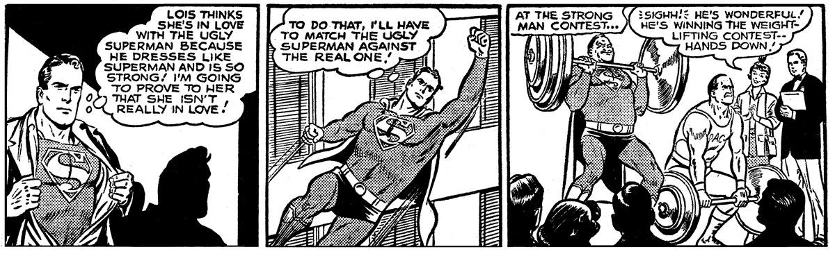 Superman: Silver Age Newspaper Dailies Vol. 01: 1959-1961 HC  - IDW Publishing