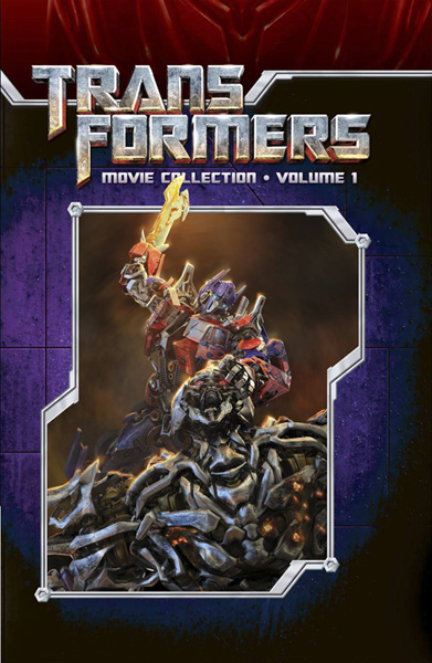 Image: Transformers Movie Collection Vol. 01 SC  - IDW Publishing