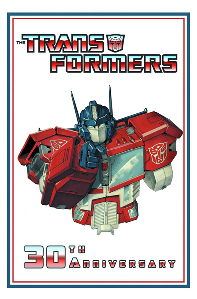 Image: Transformers 30th Anniversary Collection HC  - IDW Publishing