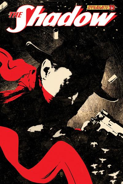 Shadow #15 - Dynamite