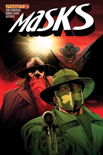 Masks #8 - Dynamite