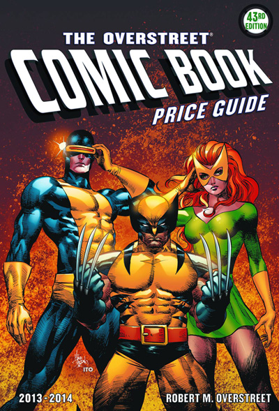 Image: Overstreet Comic Book Price Guide Vol. 43 SC  (X-Men cover) - Gemstone Publishing